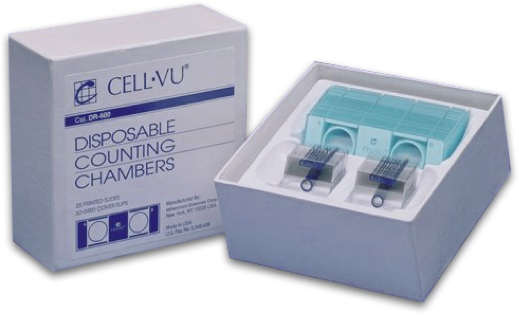 DRM600 | Disposable Sperm Counting Chambers